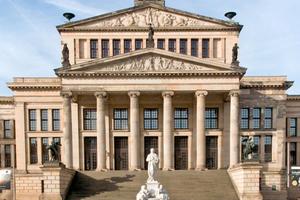 Auch das Konzerthaus am Gendarmenmarkt ist Teil des Auftrags
