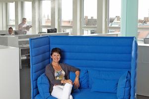Als Senior Office Managerin mit 25-jähriger Erfahrung ist Ulrike Sailer für das gesamte Facility Management des Asset Managers am Standort München zuständig