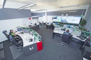 Da mit der Inbetriebnahme des Terminal 2-Satellitengebäudes neue Herausforderungen auf den Leitstand zukamen, entschieden sich die Verantwortlichen für eine komplette Modernisierung der Einrichtung