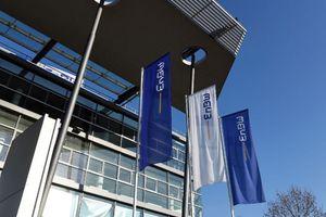 Die EnBW-Zentrale in Karlsruhe