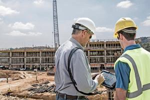 Die Digitalisierung macht Bauunternehmen fit für künftige Herausforderungen und Entwicklungen