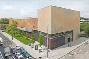 Schon beim Bau des Museums Brandhorst wurde ein ökologisches Energiekonzept umgesetzt