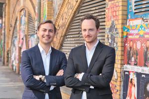 Sebastian Seehusen, Director of Germany, WiredScore; Sebastian Kohts, Director Business Development Germany, WiredScore