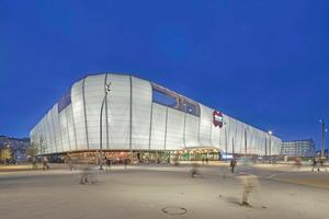 Die Mall of Switzerland in Ebikon im Kanton Luzern ist das zweitgrößte Einkaufs- und Freizeitzentrum der Schweiz