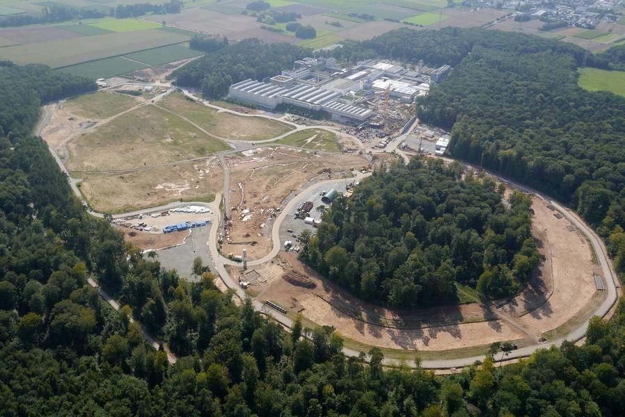 GA-tec: Strom und Sicherheit für neuen Teilchenbeschleuniger ...