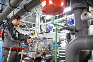 Der Facility-Service-Spezialist beschäftigt mehr als 32.000 Mitarbeiter.