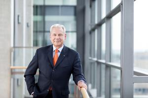 Ralf Hempel, Vorsitzender der Geschäftsführung der WISAG Facility Service Holding GmbH.