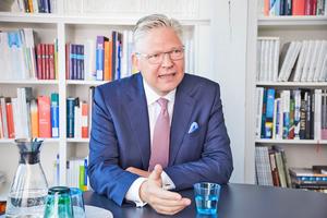 Hendrik Staiger, Vorstandsmitglied der Beos AG