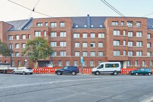 Für die Wogedo planten Stefan Forster Architekten 62 Wohnungen in Düsseldorf in der Unterrather Straße. Das Projekt war aus einem Wettbewerbsgewinn hervorgegangen. Für Wohnungsgesellschaften hat BIM im Wettbewerb oder im späteren Betrieb aktuell (noch) nicht die oberste Priorität