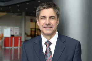 """Prof. Dr. Markus Lehmann, GEFMA-Vorstand und Leiter des Arbeitskreises """"Bildung und Wissen""""<br />"""