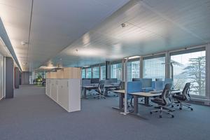 Das Pilotprojekt gewährt umfassende Einblicke, wie Unternehmen ihre Büros optimal nutzen können. Und zwar einfach durch den Einsatz einer intelligenten Lichtinfrastruktur