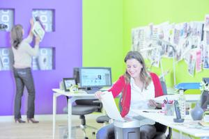 """Das """"grüne Büro"""" ist bei einer wachsenden Zahl von Unternehmen Teil der Unternehmensphilosophie. Neben der umwelt- und ressourcengerechten Gestaltung des Büroalltags legen diese Unternehmen Wert auf den Einkauf ökologischer Büroprodukte"""