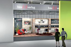 Der Bauverlag auf der BAU 2019 – Direkt am Forum C2: Die Zukunft des Bauens, finden Sie unsere beiden Messestände mit den Nummern 409 und 410. Media-Café und Media-Lounge laden zum Verweilen ein. Besuchen Sie uns auf der Bau 2019!