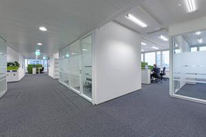 """Das """"Siemens Office Concept"""" sieht auch sogenannte 'Think Tanks' vor. Diese bieten ein bis vier Personen Raum für kleine Meetings oder Telefonkonferenzen"""