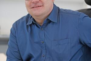 Frank Unger, Geschäftsführer der Infraserv Höchst Prozesstechnik