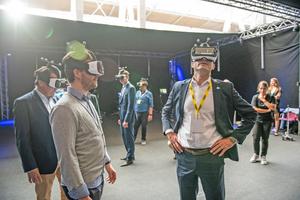 Auch VR-Brillen sind Treiber der Digitalisierung
