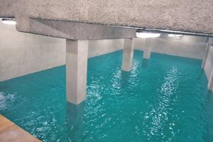 Ein Zutritt Unbefugter zum Trinkwasserspeicher könnte weitreichende  Folgen für die Bevölkerung haben