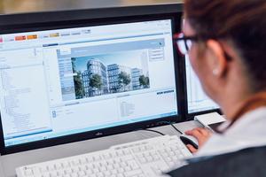 Über die Gebäudemanagement-Plattform sind alle Systeme und Geräte miteinander vernetzt – der Status lässt sich am Bildschirm prüfen