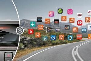 """Das BMW Geschäftsmodell """"ConnectedDrive"""" ist ein Musterbeispiel für eine Veränderung der Wertschöpfungskette, die nach der Auslieferung eines  betriebsfertigen Produktes in den laufenden Nutzungsprozess übergeht"""