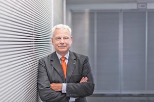 Ralf Hempel, Vorsitzender der Geschäftsführung Wisag Facility Service Holding GmbH