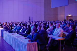 Rund 350 Teilnehmer*innen besuchten die 5. Leading Air Convention