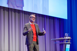 Bernhard Schöner, Leiter Bereich Marketing bei Daikin, eröffnete die Veranstaltung