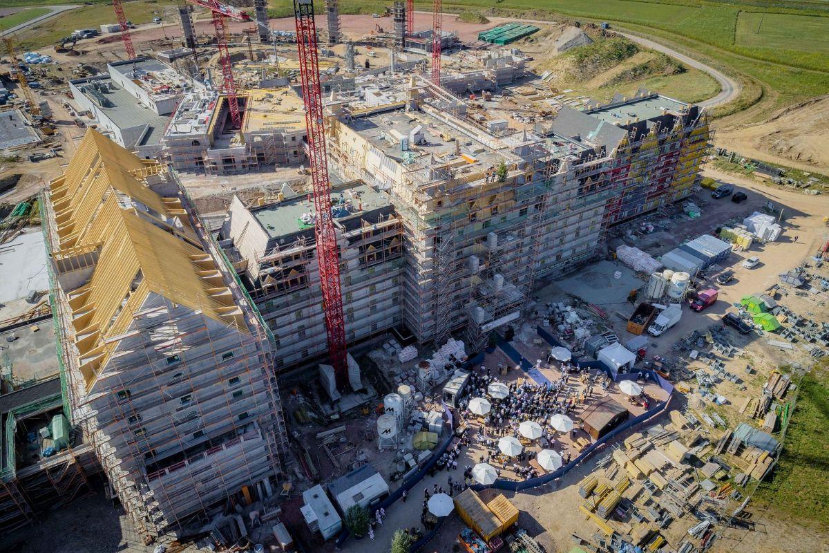 Sauter Liefert Gebaudeautomation Fur Neues Hotel Im Europa Park