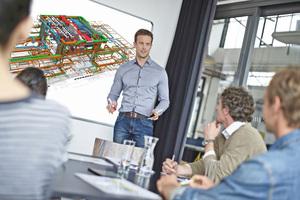 Eine fundierte Ausbildung aller Beteiligten bildet die Grundlage jedes erfolgreichen BIM-Einstiegs