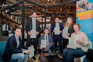 In diesem Jahr wurden die GEFMA-Förderpreise auf der Servparc verliehen<br />