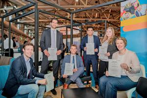 Die GEFMA-Förderpreise wurden in diesem Jahr auf der Servparc in Frankfurt verliehen