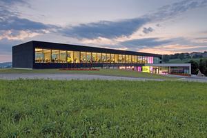 Hightech im Hinterland: Im ländlich geprägten Kallerschlag liegt das Loxone-Basecamp