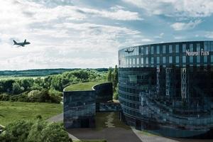 Das Hotel Nordport Plaza in unmittelbarer Nähe des Flughafens Hamburg ist seit einem Jahr in Betrieb