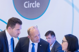 Networking auf dem Mobility Cleaning Circle
