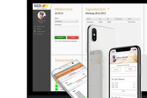 Das Tool kann über die Weboberfläche angesteuert oder als App auf Smartphones und Tablets mit Android- oder iOS-Betriebssystem verwendet werden<br />