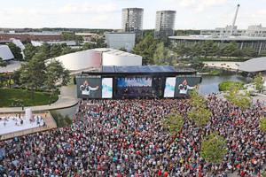 """<irspacing style=""""letter-spacing: 0em;"""">Auch das Kultur- und Veranstaltungsprogramm sorgt für die mittlerweile 2,2 Mio. Besucher jährlich</irspacing>"""