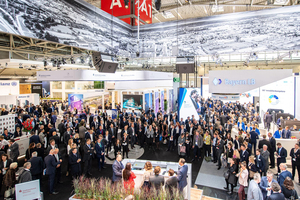 Zur Expo Real 2019 kamen 46.747 Teilnehmer aus 76 Ländern – 3,8 % mehr als im Vorjahr<br />