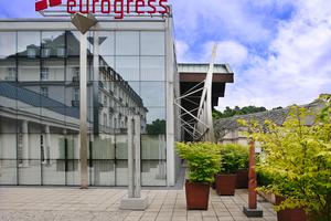 Außenansicht Eurogress Aachen