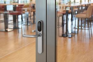 """<irspacing style=""""letter-spacing: -0.005em;"""">Die Zutrittslösung arbeitet mit einer passiven Transpondertechnologie, um insbesondere den Betrieb des Hotels und des Restaurants integrieren zu können</irspacing>"""
