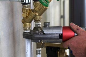 Sogenannte Strömungsverteiler sorgen für ein hohes Maß an Sicherheit