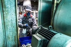 Im Falle einer Verunreinigung bzw. Überschreitung der gesetzlich vorgegebenen Grenzwerte muss nach VDI 6022 eine sachgemäße Reinigung der raumlufttechnischen Anlage erfolgen