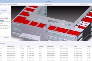 Auch BIM-Modelle können unter SAP in die CAFM-Planung mit einbezogen werden