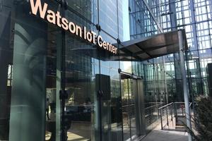 Watson IoT Center München