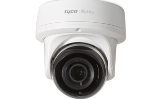 Illustra-Kameras im Bullet- und Dome-Gehäuse: Hochauflösende Überwachungsdaten, auch unter schwierigen Beleuchtungsverhältnissen