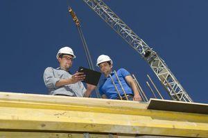 Der Bausektor ist ein wichtiger Baustein der Baustelle 4.0