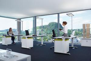 """<irspacing style=""""letter-spacing: -0.01em;"""">Selbst in modernen Bürogebäuden mit großen Fensterflächen befinden sich Menschen während der Arbeitszeit in biologischer Dunkelheit, wenn keine biologisch wirksame Beleuchtung zum Einsatz kommt</irspacing>"""