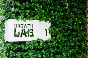 Seit dem Herbst 2019 finden im Growth Lab regelmäßig auf unterschiedlichste Besuchergruppen zugeschnittene Zukunfts-Workshops statt