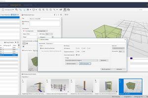 Modellchecker bieten darüber hinaus Zusatzfunktionen zur BIM-Modellanalyse, ‑prüfung und<br />‑kontrolle sowie zur Projektkommunikation