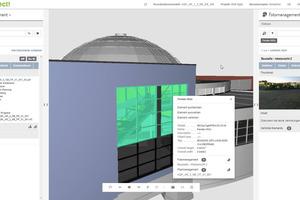 BIM-Projekträume stellen quasi die Kommunikationsinfrastruktur für openBIM-Projekte bereit und bieten Anzeige- oder Analysefunktionen, …