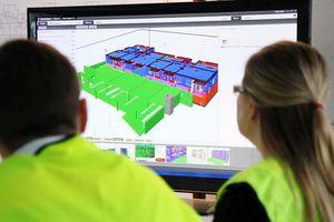 BIM-Viewer und Modellchecker ermöglichen Projektbesprechungen direkt am 3D-Gebäudemodell...