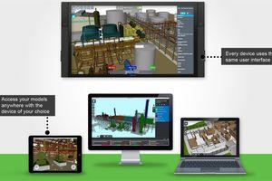 BIM-Modelle plattformunabhängig anzeigen, ohne dass der Betrachter die Originalsoftware besitzen muss – BIM-Viewer machen es möglich